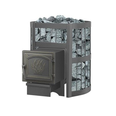 Печь для бани Легенда Стандарт 12 (ДT-3) из чугуна