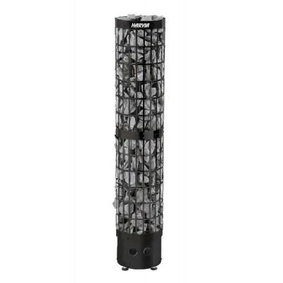 Печь Harvia Cilindro Black Steel PC66 от производителя Harvia