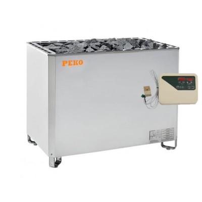 Электрическая печь для сауны PEKO EHGF-120 выносной пуль