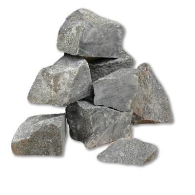 Камни Долерит для бани ведро 10 кг